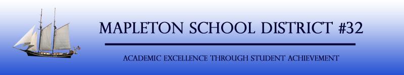 Mapleton School District #32
